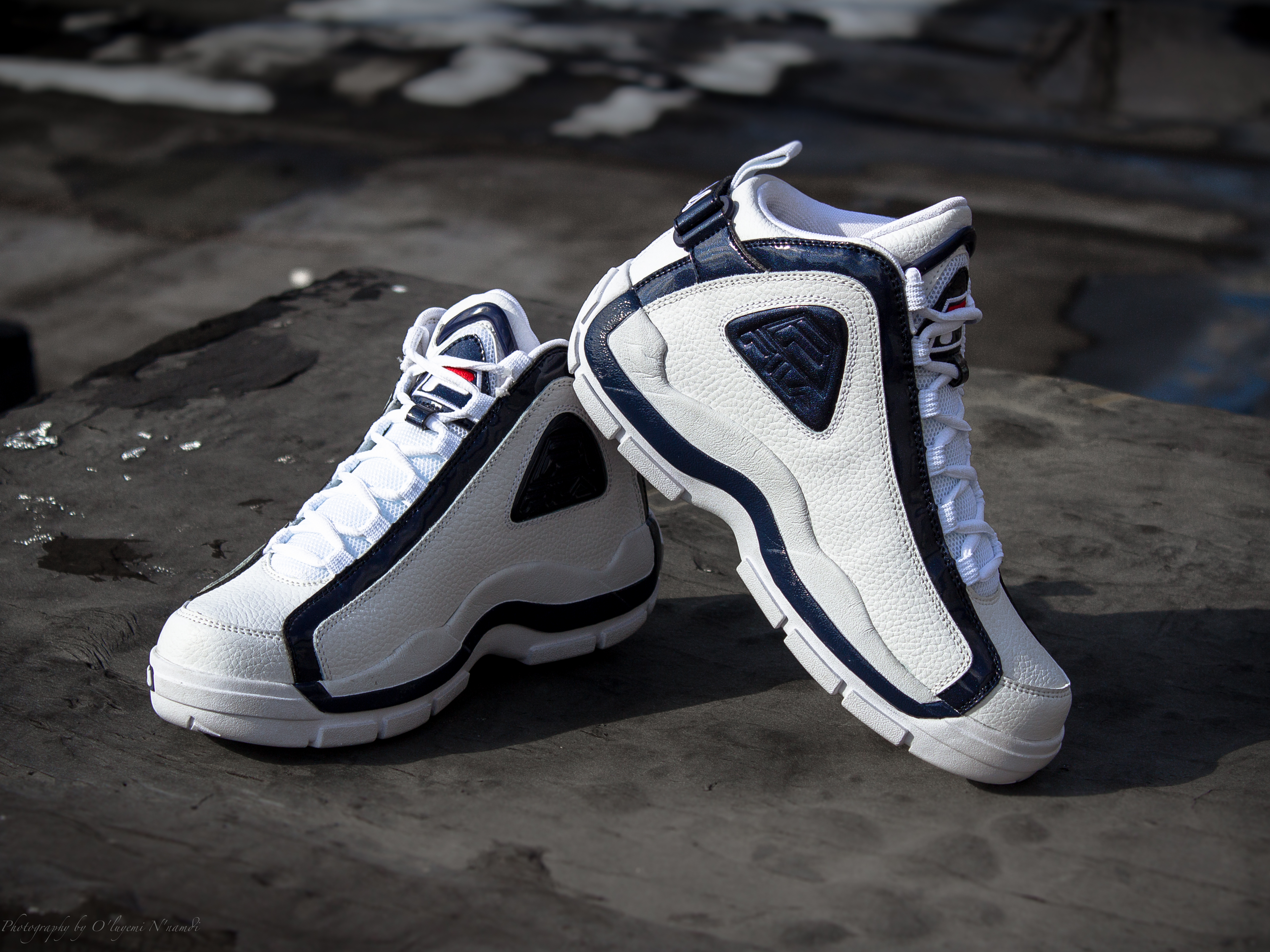 Men S Grant Hill Fila Shoes