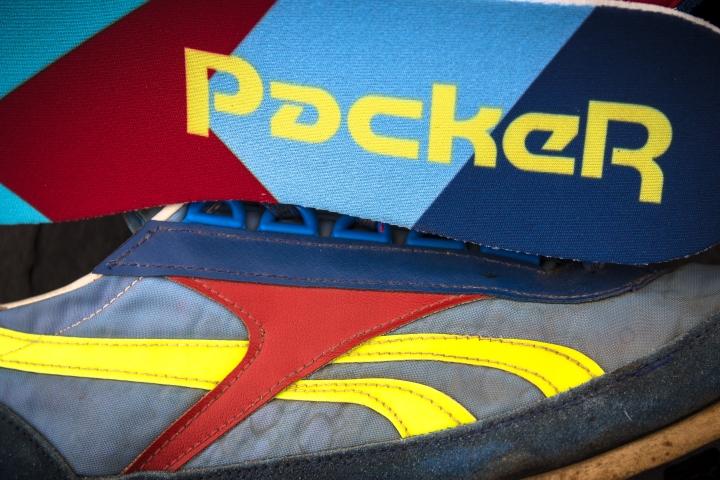 PACKER X RBK CLASSIC RUNNER TEASER