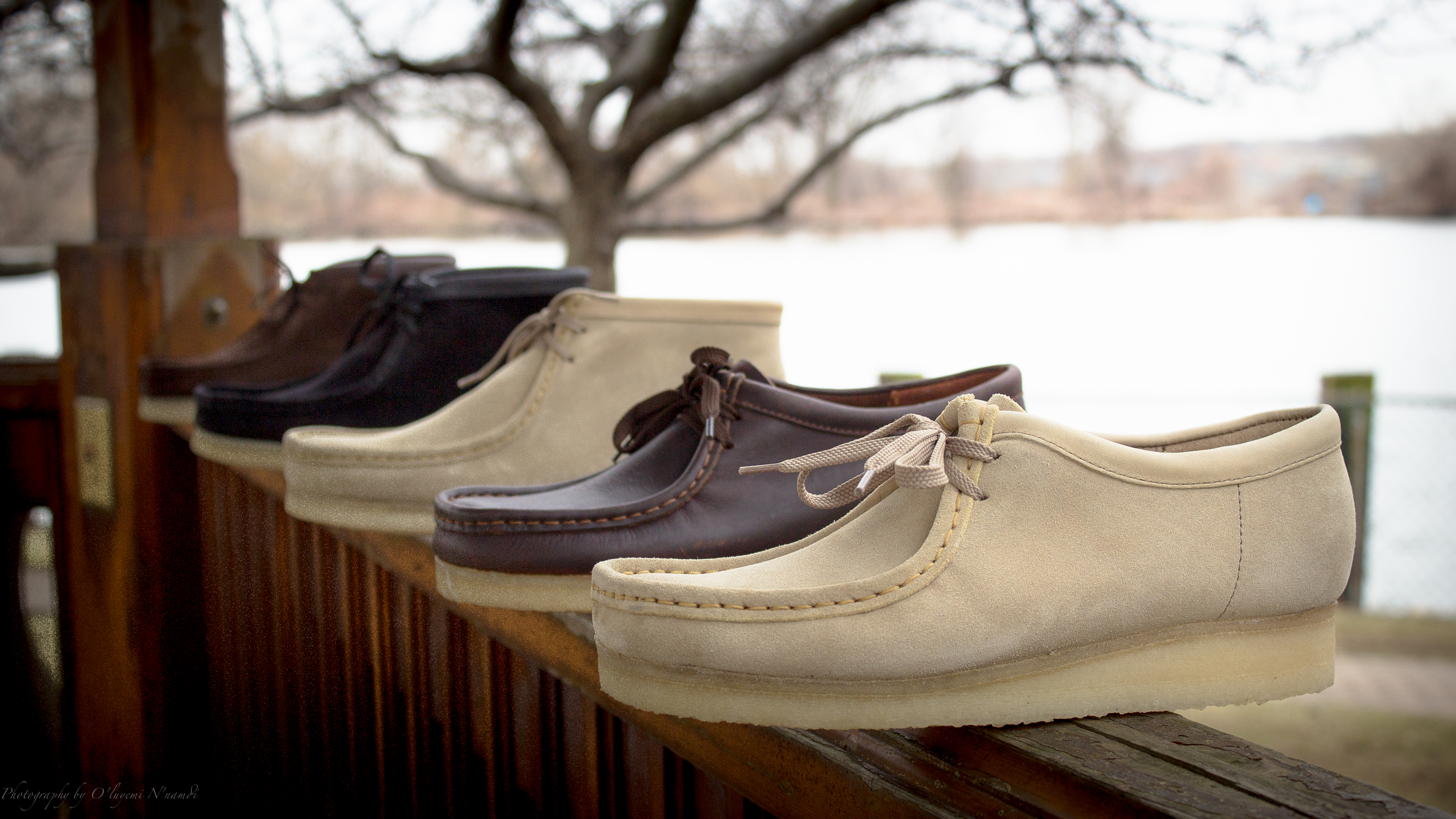 Wallabee Packer Shoes
