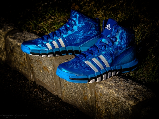 ADIDAS CRAZYQUICK BLUE