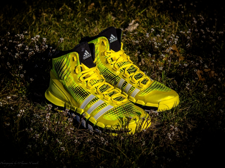 ADIDAS CRAZYQUICK YELLOW
