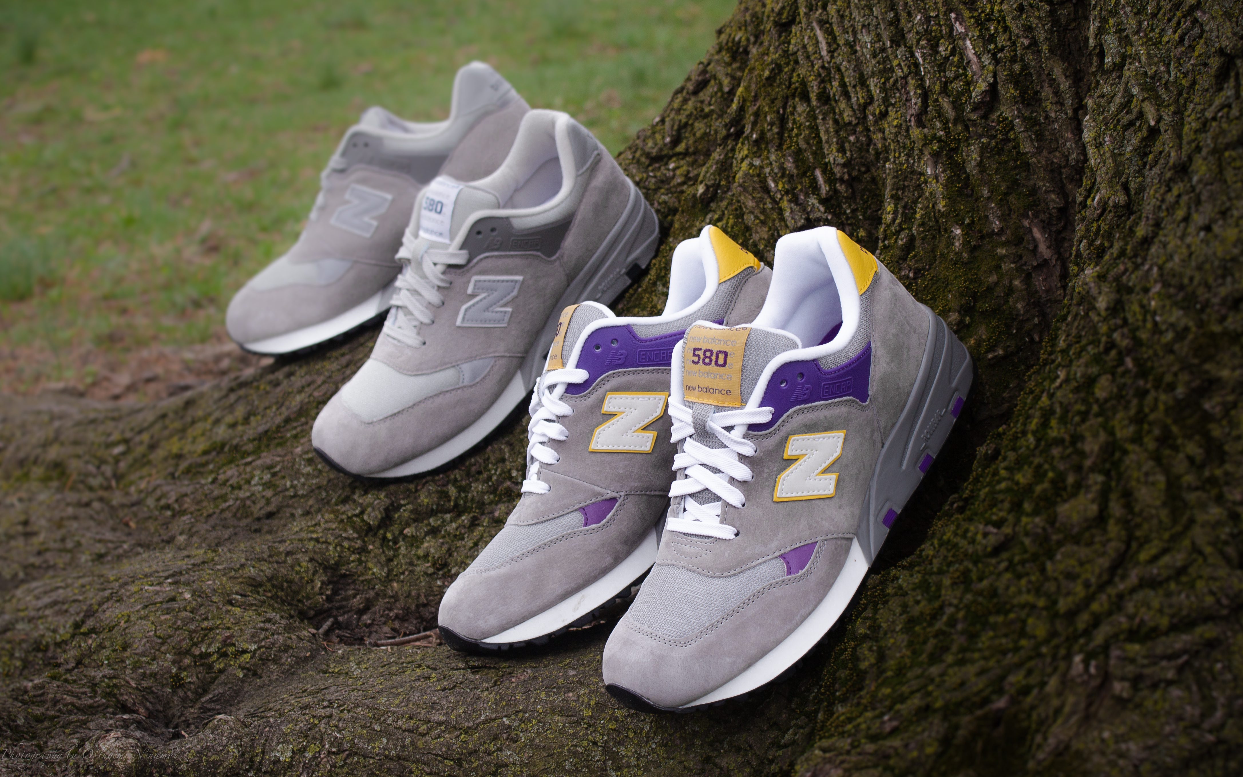 new balance 580 – PACKER SHOES