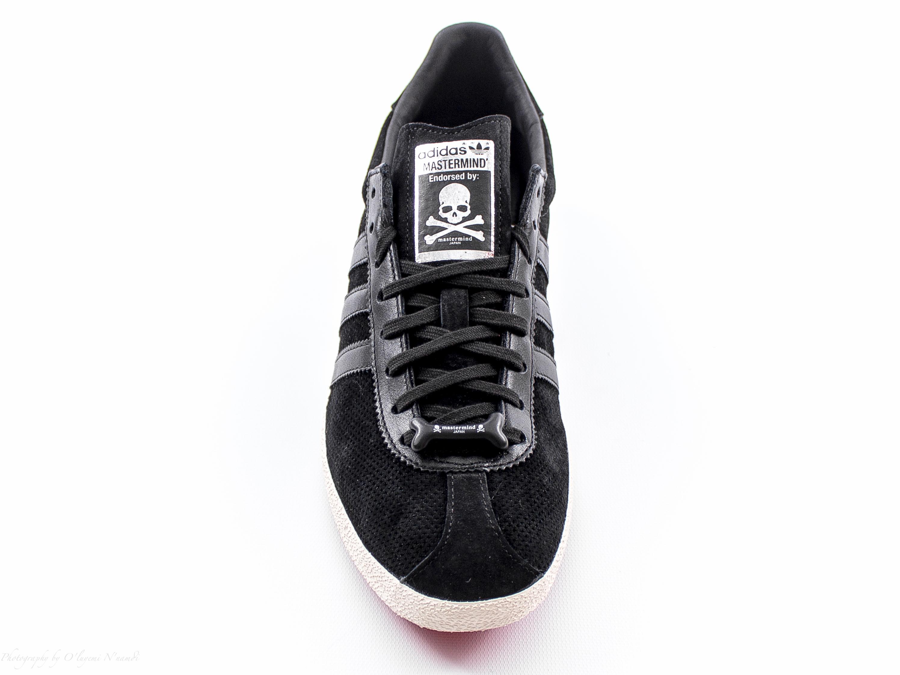 adidas gazelle x mastermind