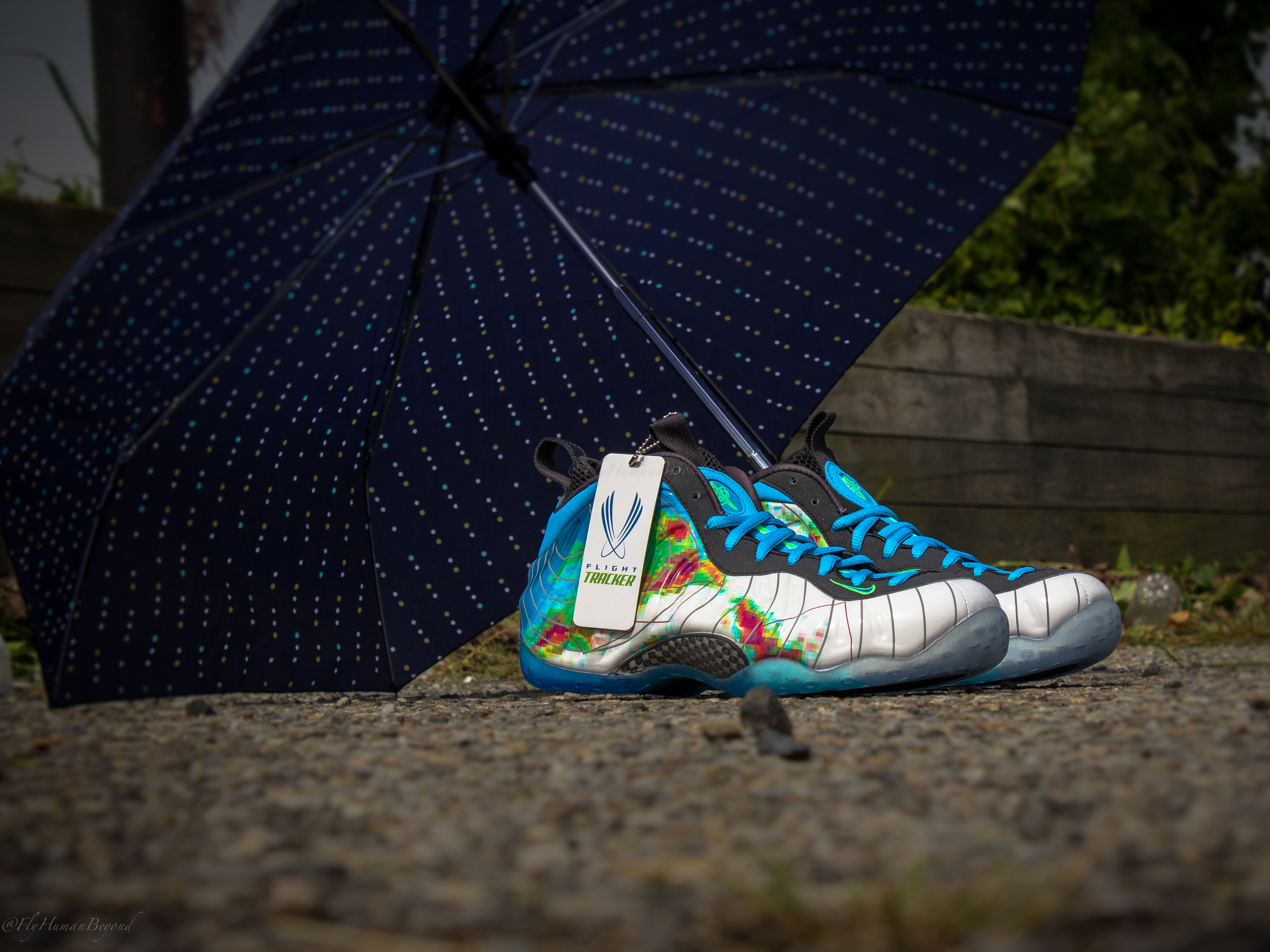 Foamposites Weatherman Red Images