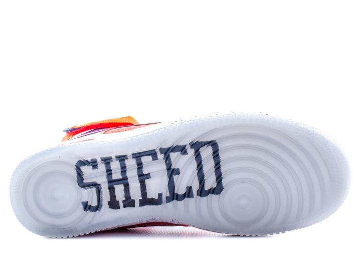NIKE AF1 HIGH SHEED NYK-10