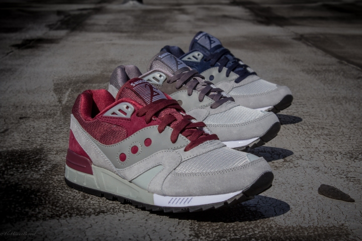 SAUCONY SHADOW MASTER 3 COLORS