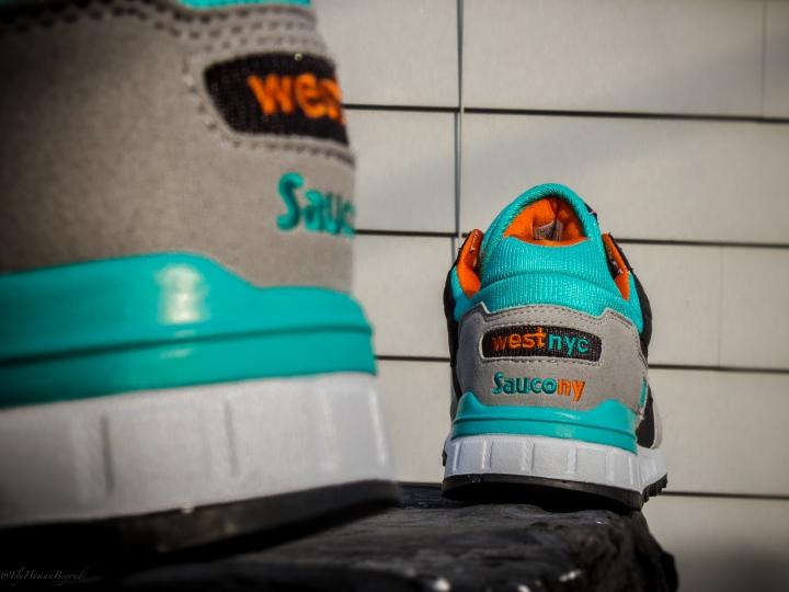 SAUCONY x WEST NYC SHADOW 5000-6