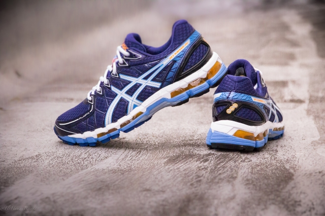 ASICS KAYANO PACK GL3 CAMO BLUE-16