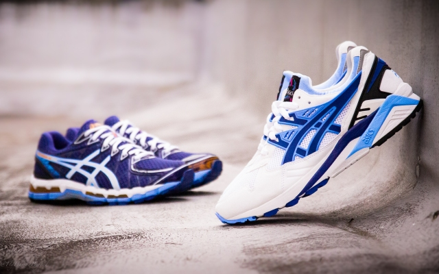 ASICS KAYANO PACK GL3 CAMO BLUE-17