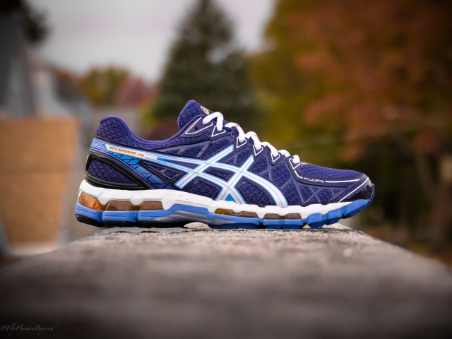 ASICS KAYANO PACK GL3 CAMO BLUE-3