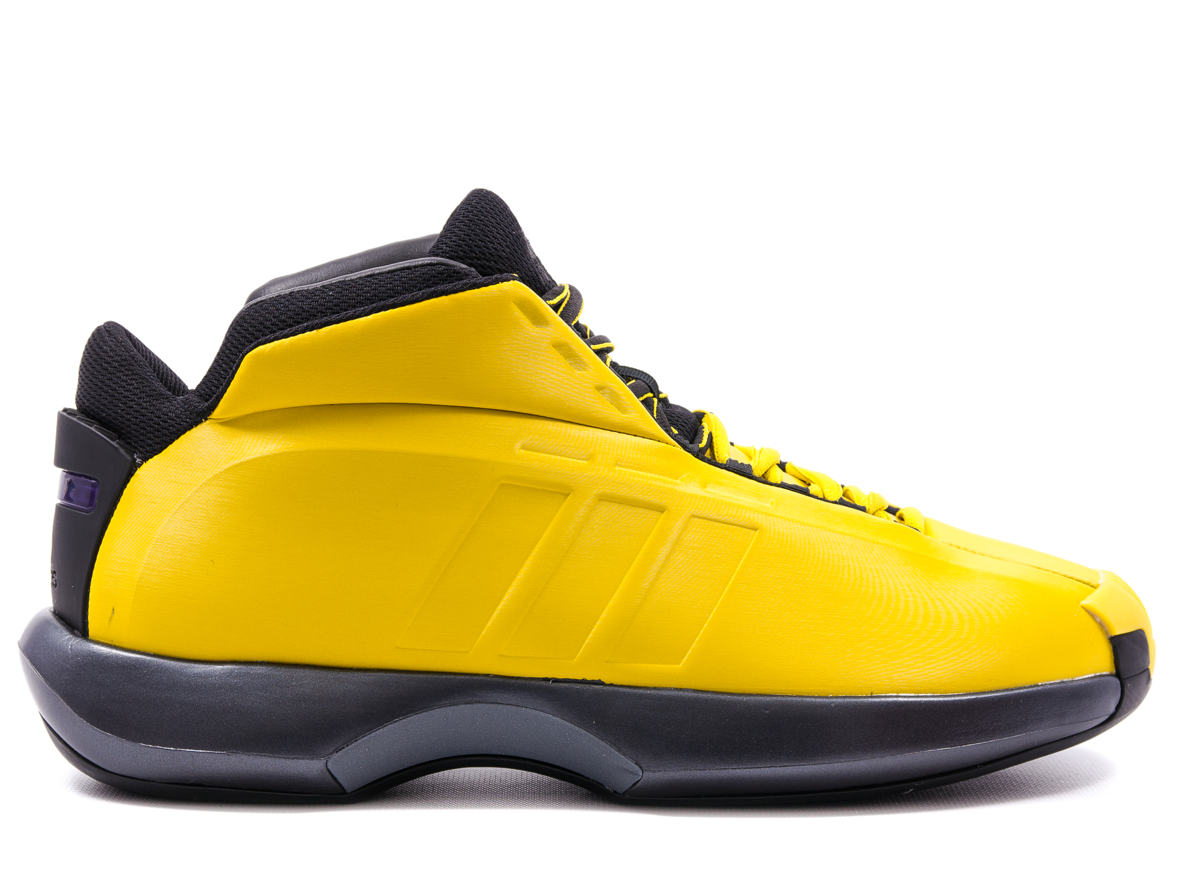 Black And Yellow Kobe Shoes