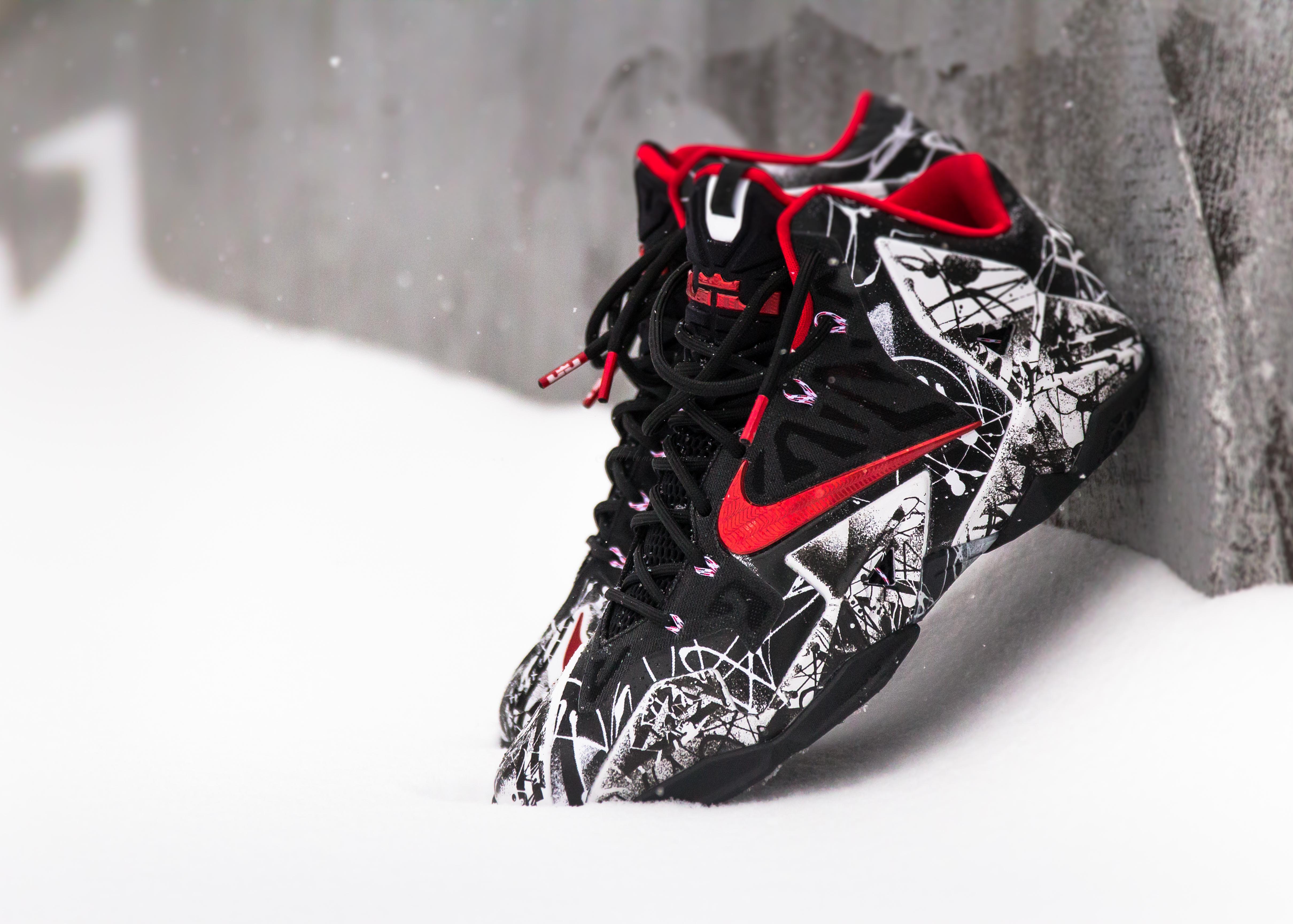 """Nike Basketball LeBron XI """"Graffiti"""" – (1/25) @ Packer ..."""