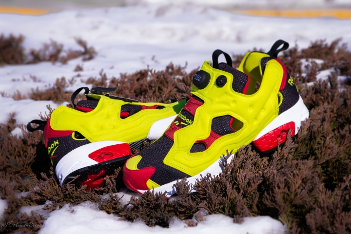 RBK PUMP FURY OG-9