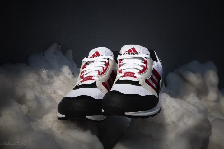 ADIDAS EQT CUSHION RED SUPPORT MULTI-11