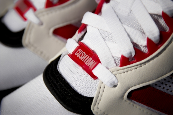 ADIDAS EQT CUSHION RED SUPPORT MULTI-13