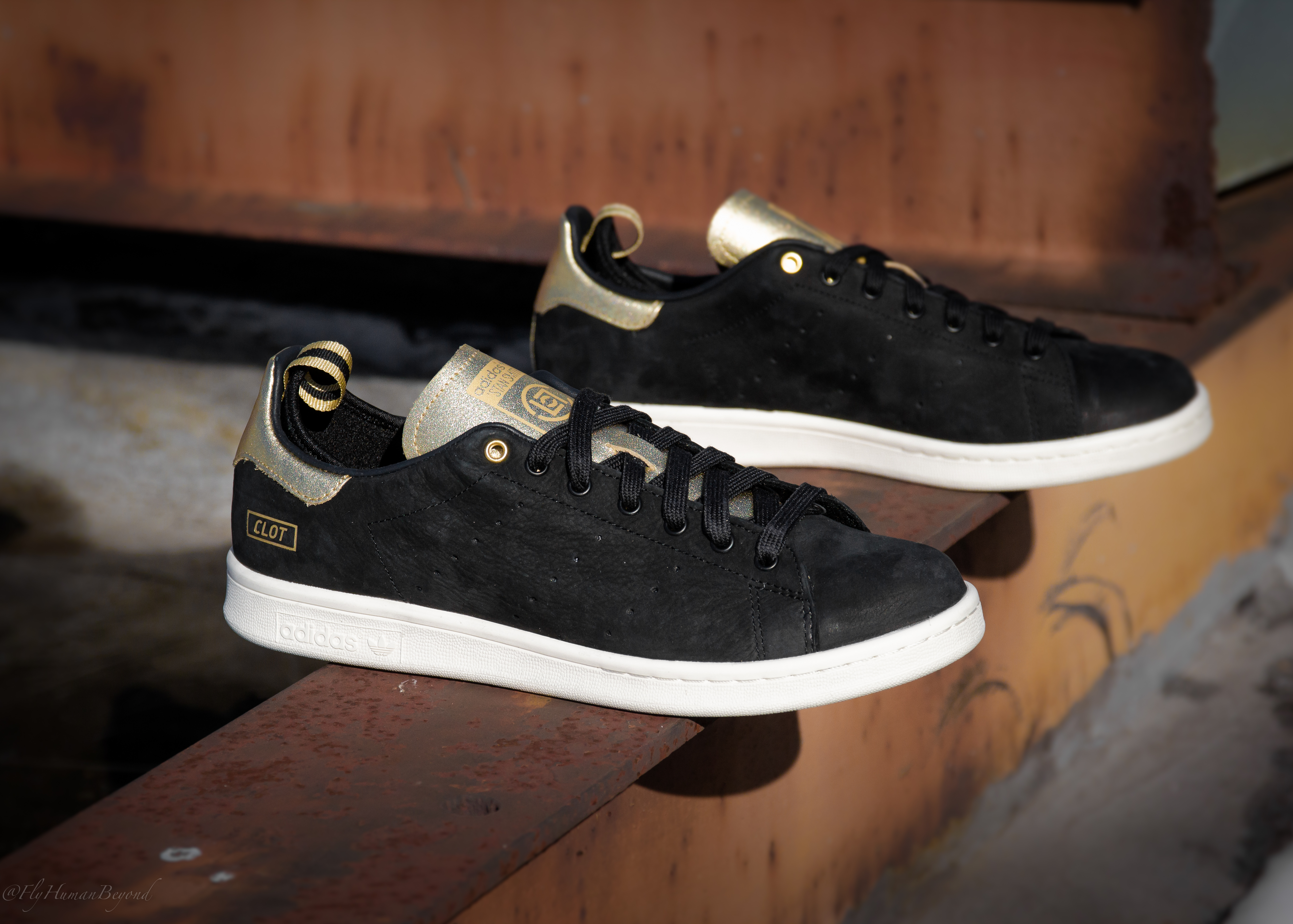 adidas stan smith x clot