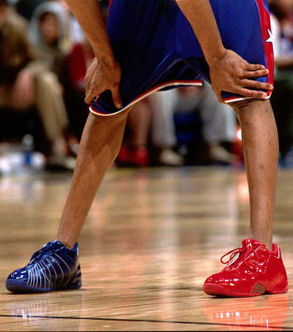 de51f0d6ee1 the adidas tmac 3 2004 all star game pe returns at packer shoes