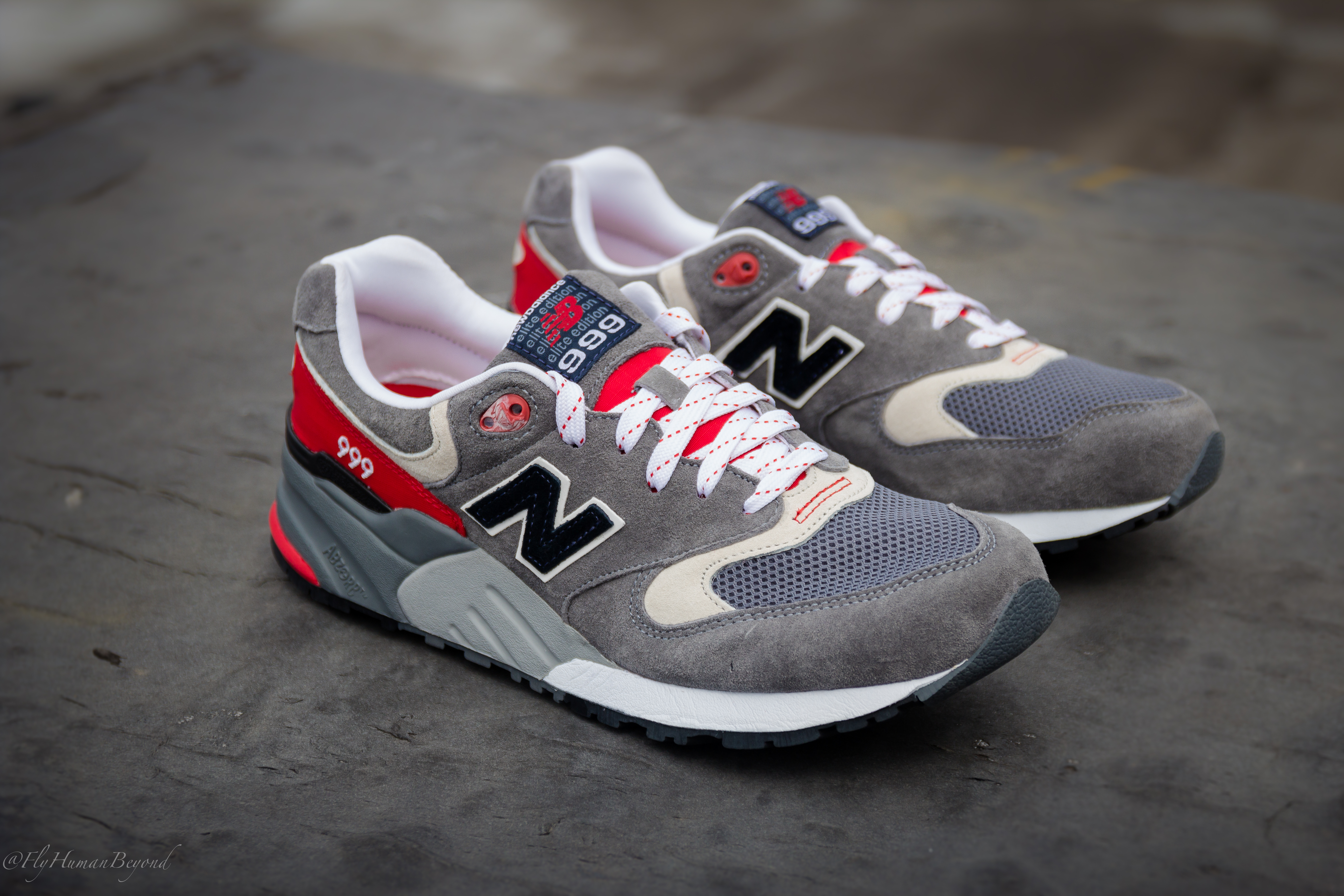 New Balance Shoes With High Toe Box