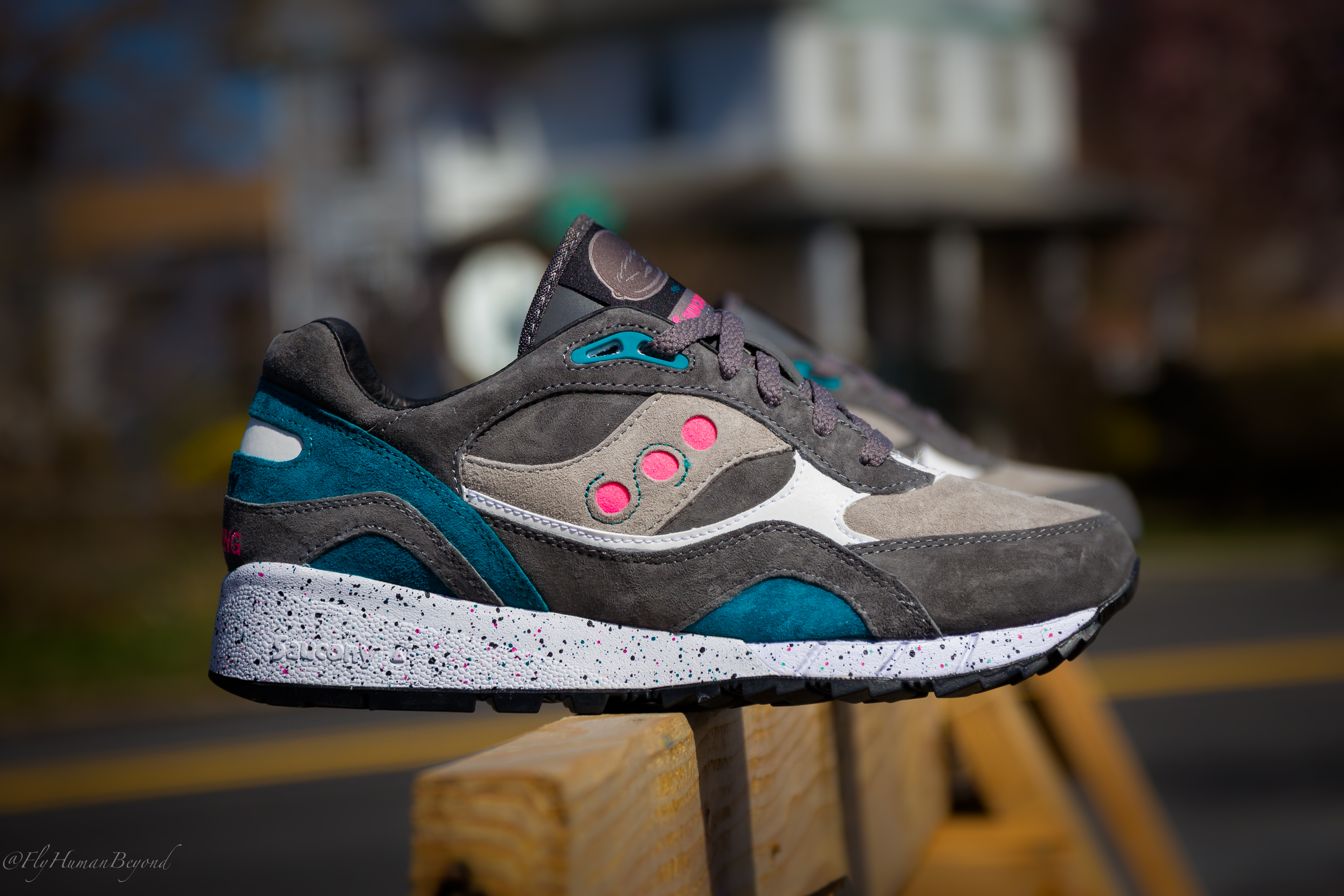 Saucony London Pop-Up Store forecasting