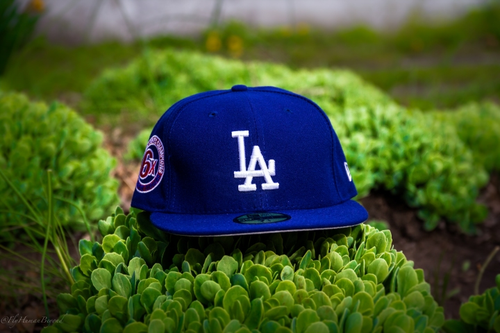 NB DODGERS YANKEES FITTED