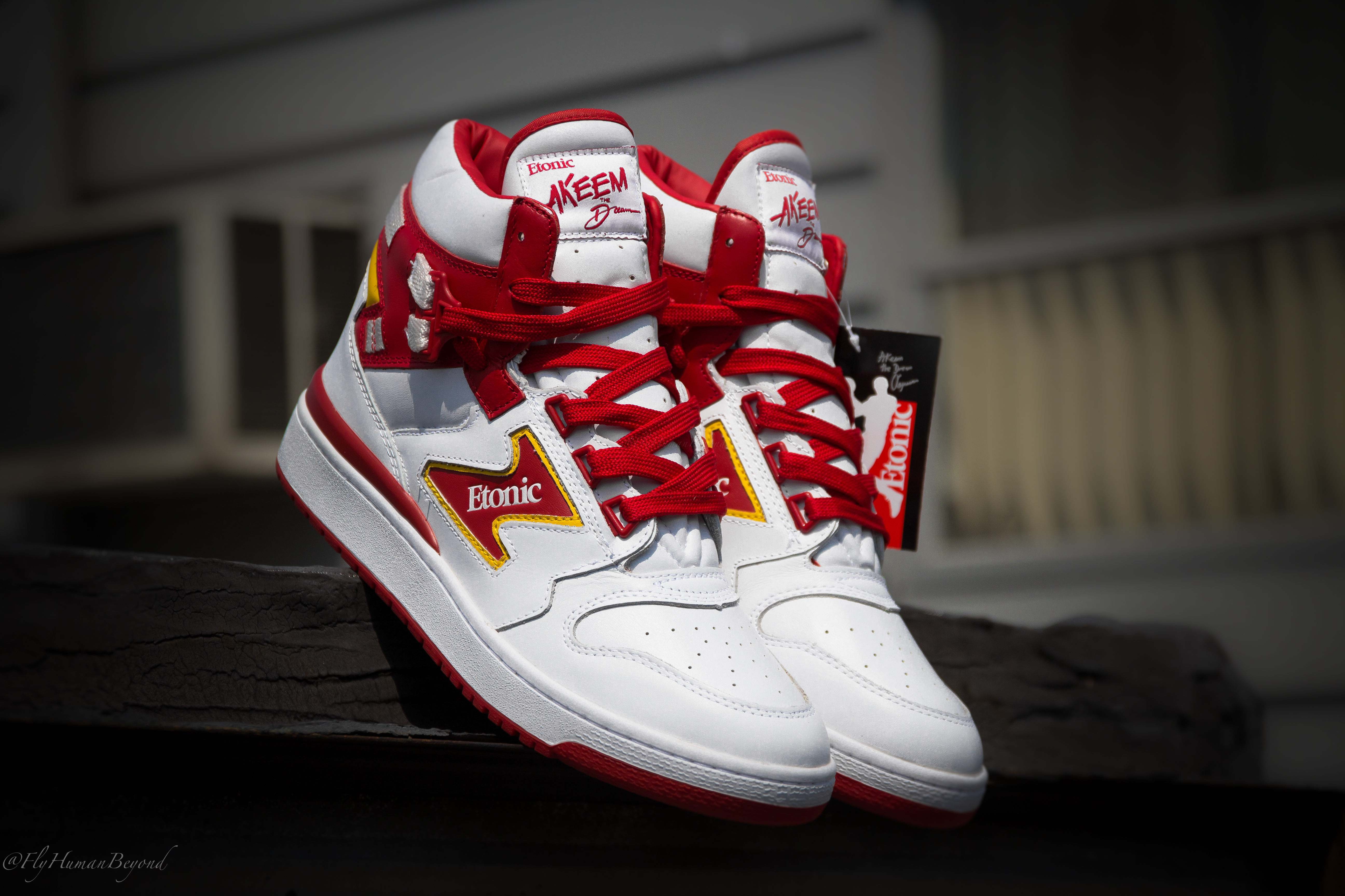 "Uncategorized >> Packer Preview: Hakeem Olajuwon's Etonic ""Akeem The Dream"" OG Retro – PACKER SHOES"