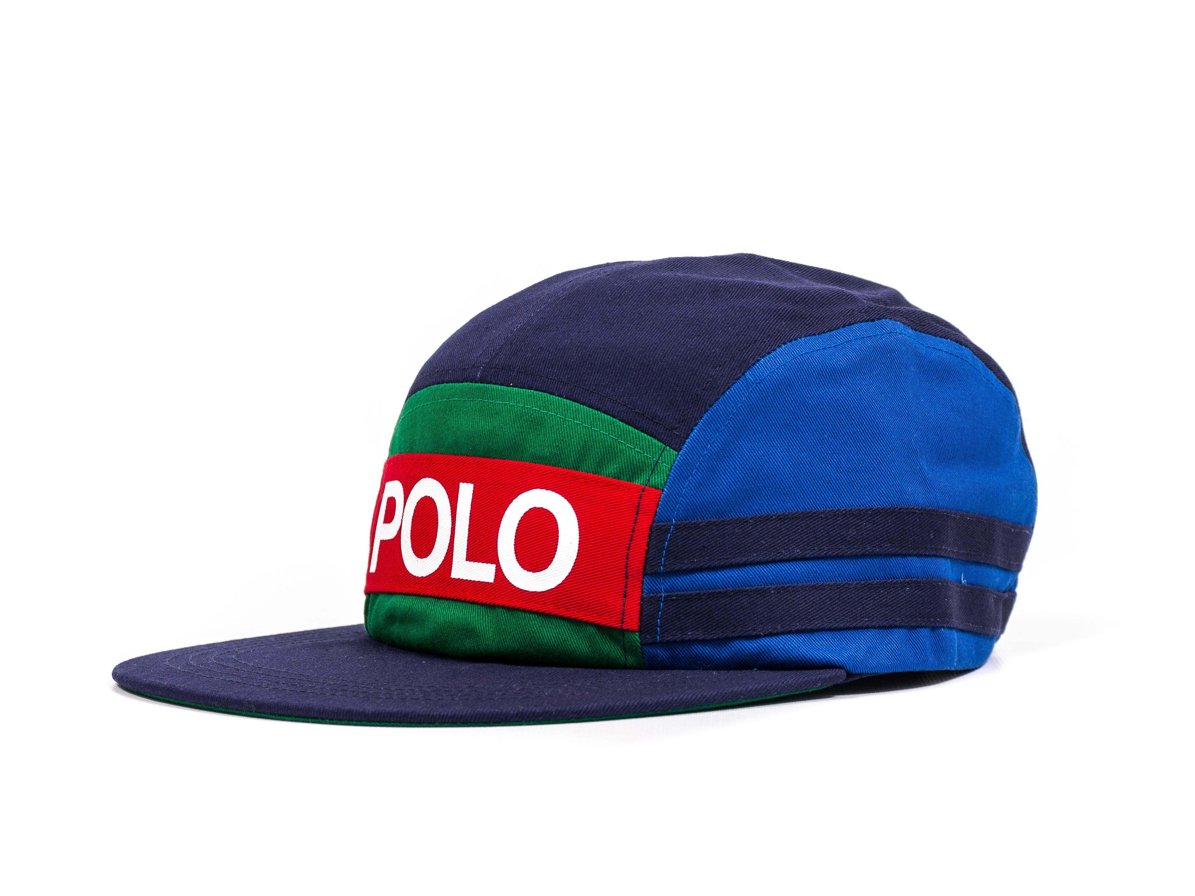 Blue Polo Shoes