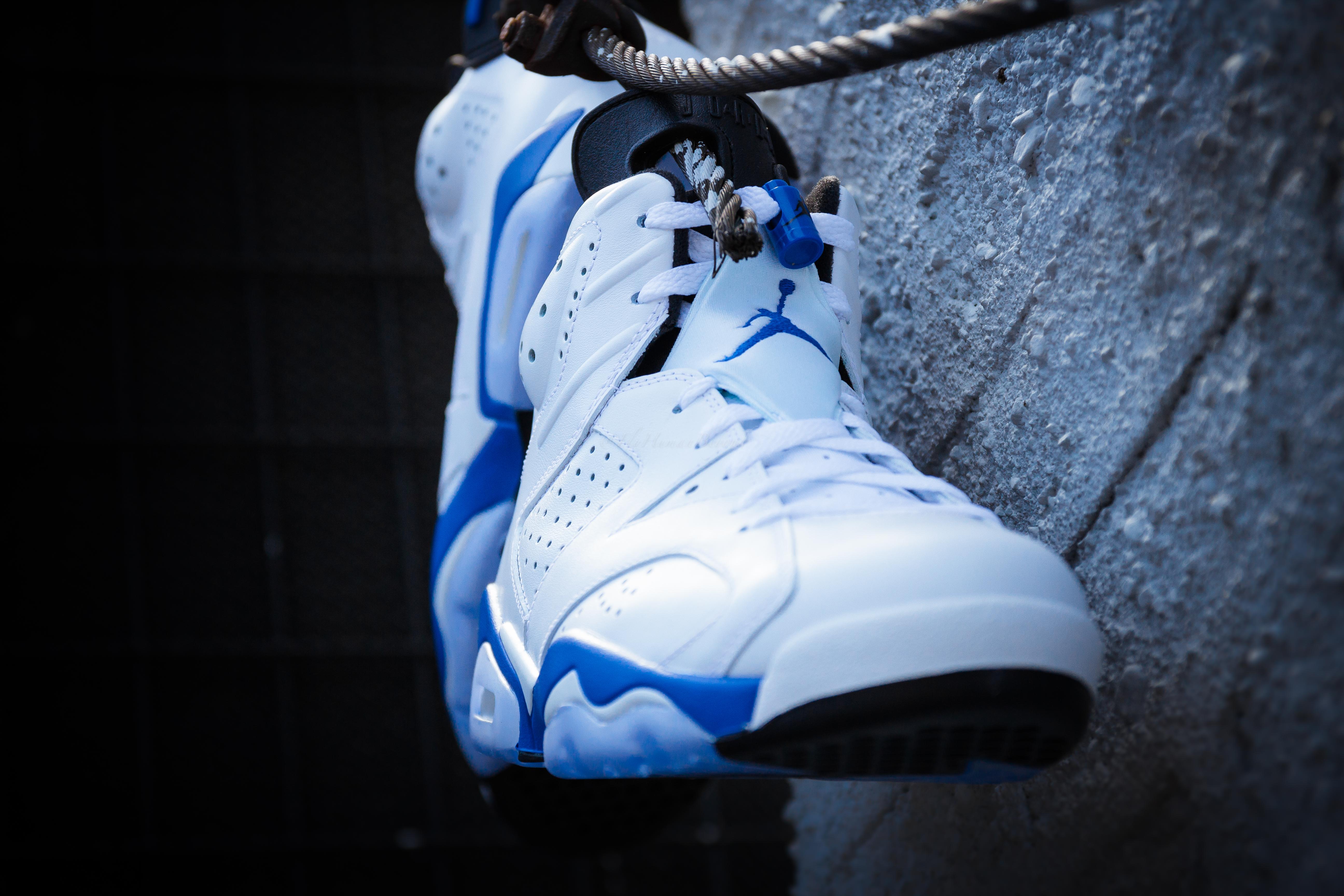 "Air Jordan 6 Retro ""Sport Blue"" @ Packer Shoes – PACKER SHOES"