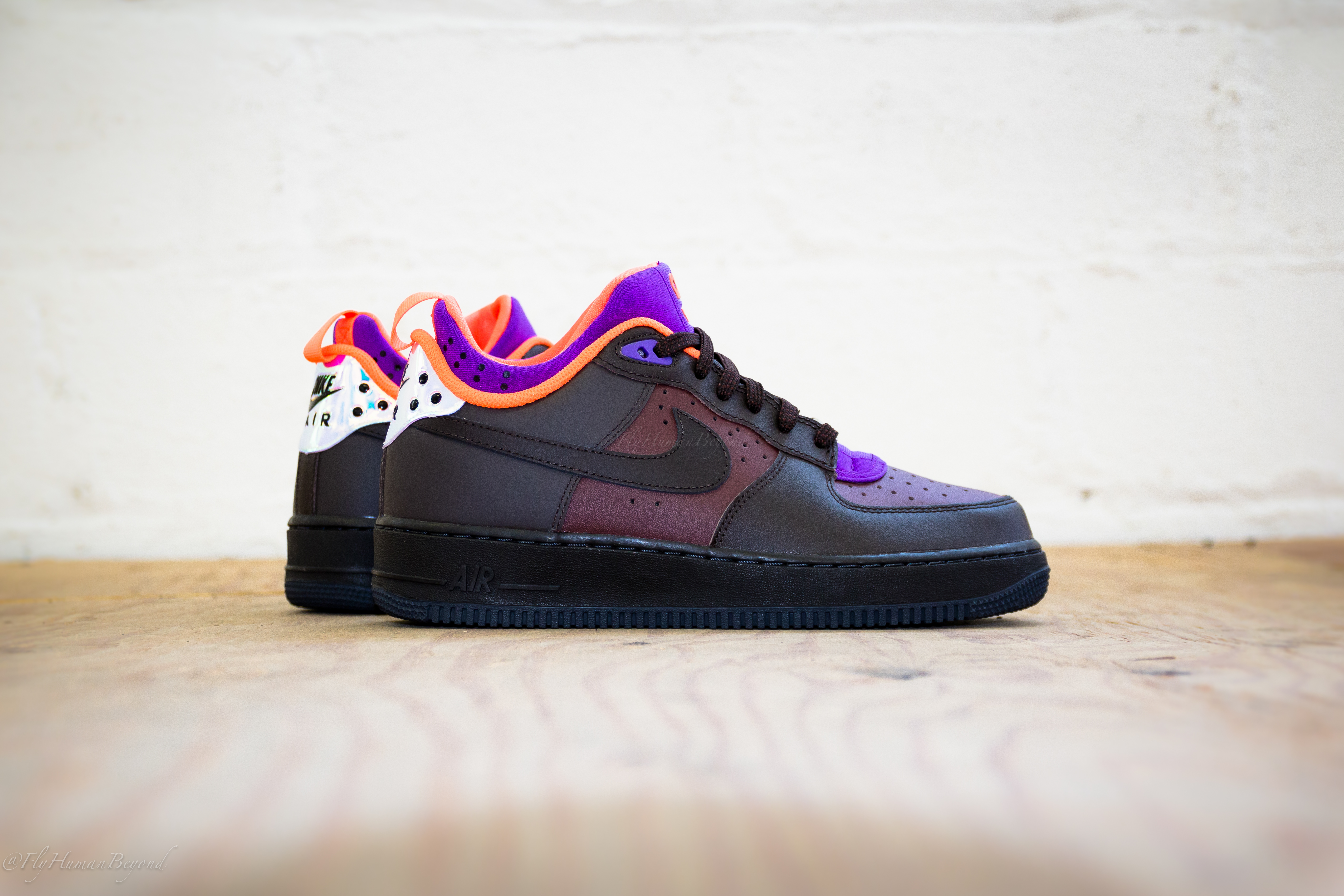 Air Force 1 Trainers. Nike AT.