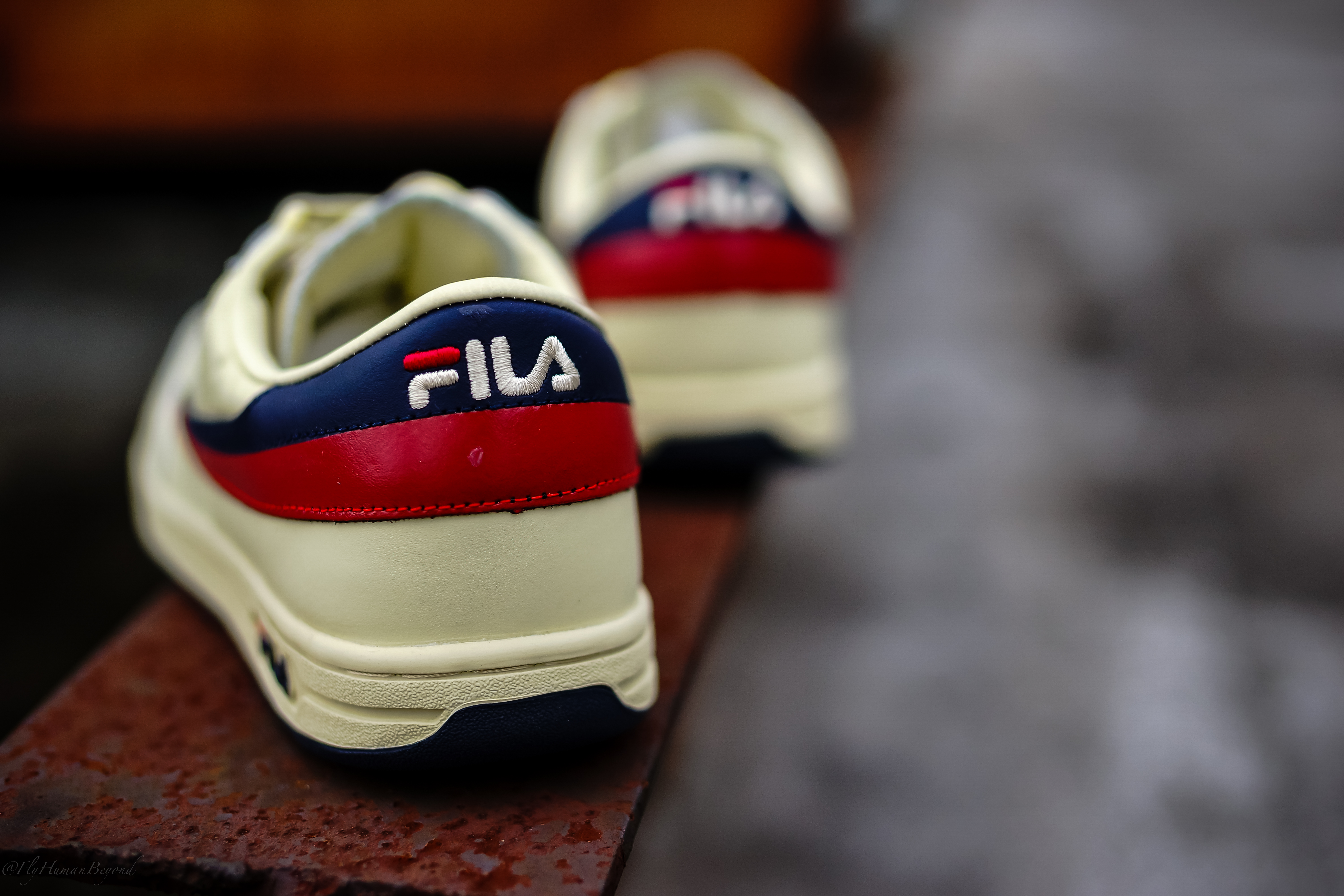 Oct Fila Sneakers Pictures