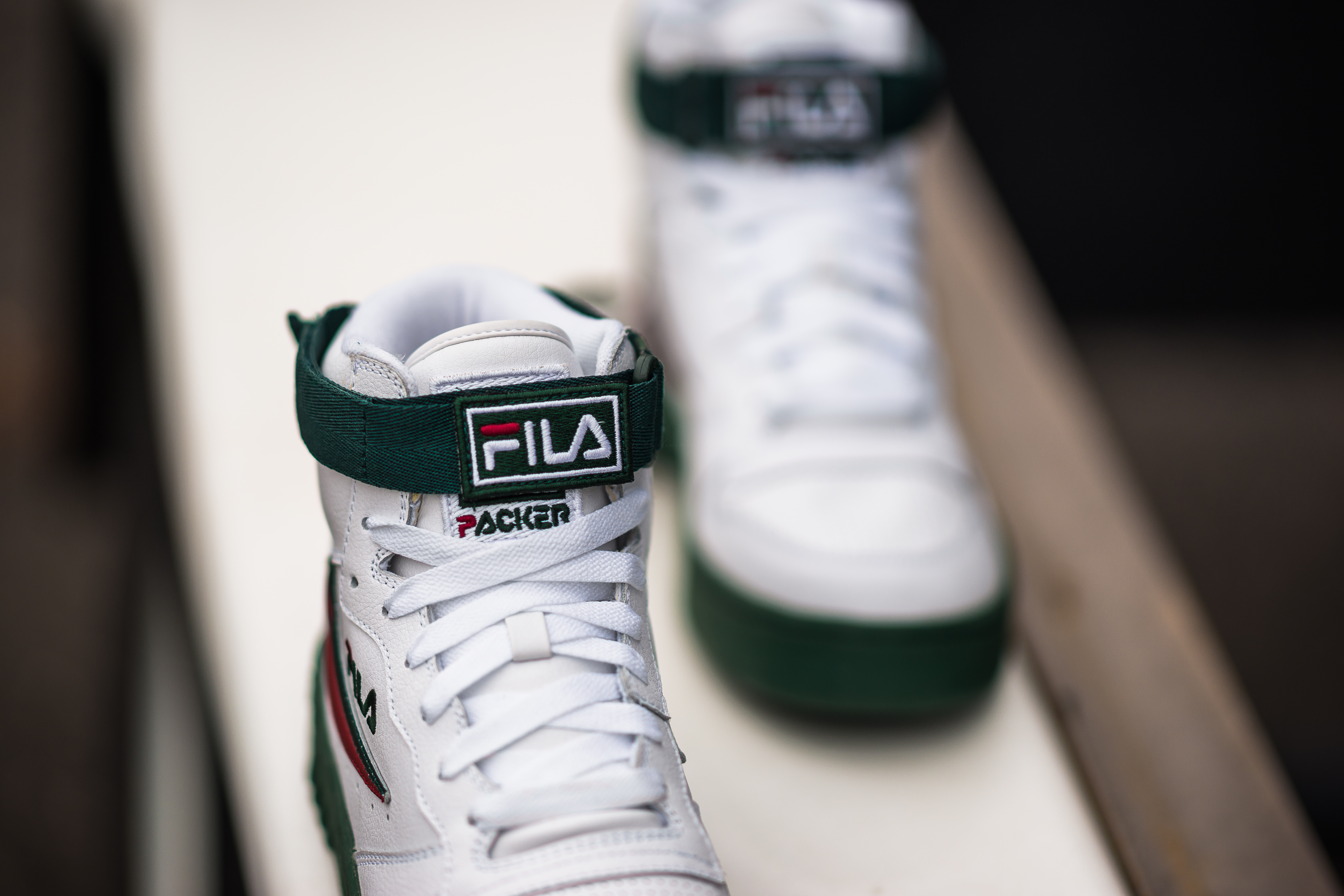 Packer Fx Fila Sneakers Pictures