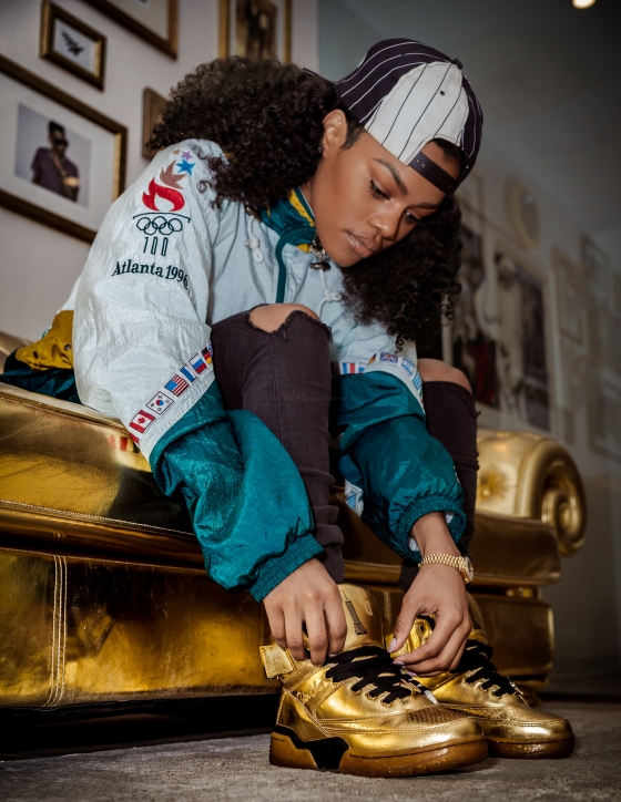 TEYANA TAYLOR FOR PACKER SHOES - IMAGES BY @FLYHUMANBEYOND-2