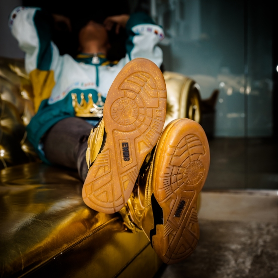 TEYANA TAYLOR FOR PACKER SHOES - IMAGES BY @FLYHUMANBEYOND-4