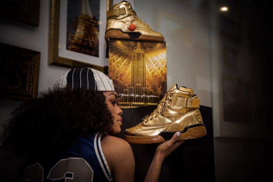 TEYANA TAYLOR FOR PACKER SHOES - IMAGES BY @FLYHUMANBEYOND-6