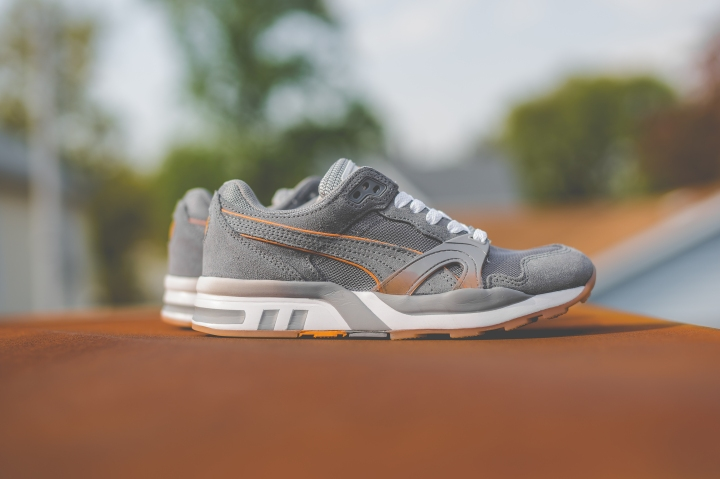 PUMA XT-1 clean grey orange @flyhumanbeyond-5
