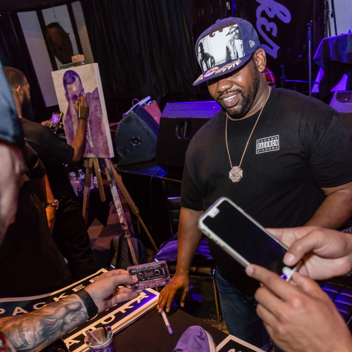 RAEKWON PURPLE TAPE DIADORA RELEASE SOBS images by O'luyemi N'namdi Oluyemi Finerson @flyhumanbeyond flyhumanbeyond Fly-Human Beyond-28