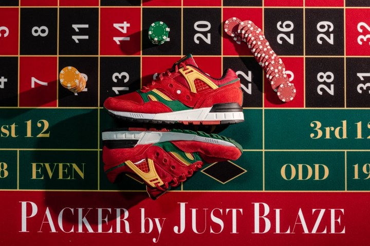 BLOG JUST BLAZE PACKER SHOES SAUCONY CASINO GRID SD @flyhumanbeyond O'luyemi N'namdi-11