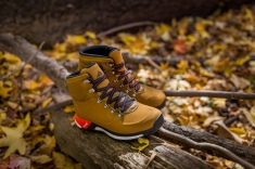 Adidas Outdoor Boost Urban Hiker Climawarm Goloch/Solred/CBlack $180 USD