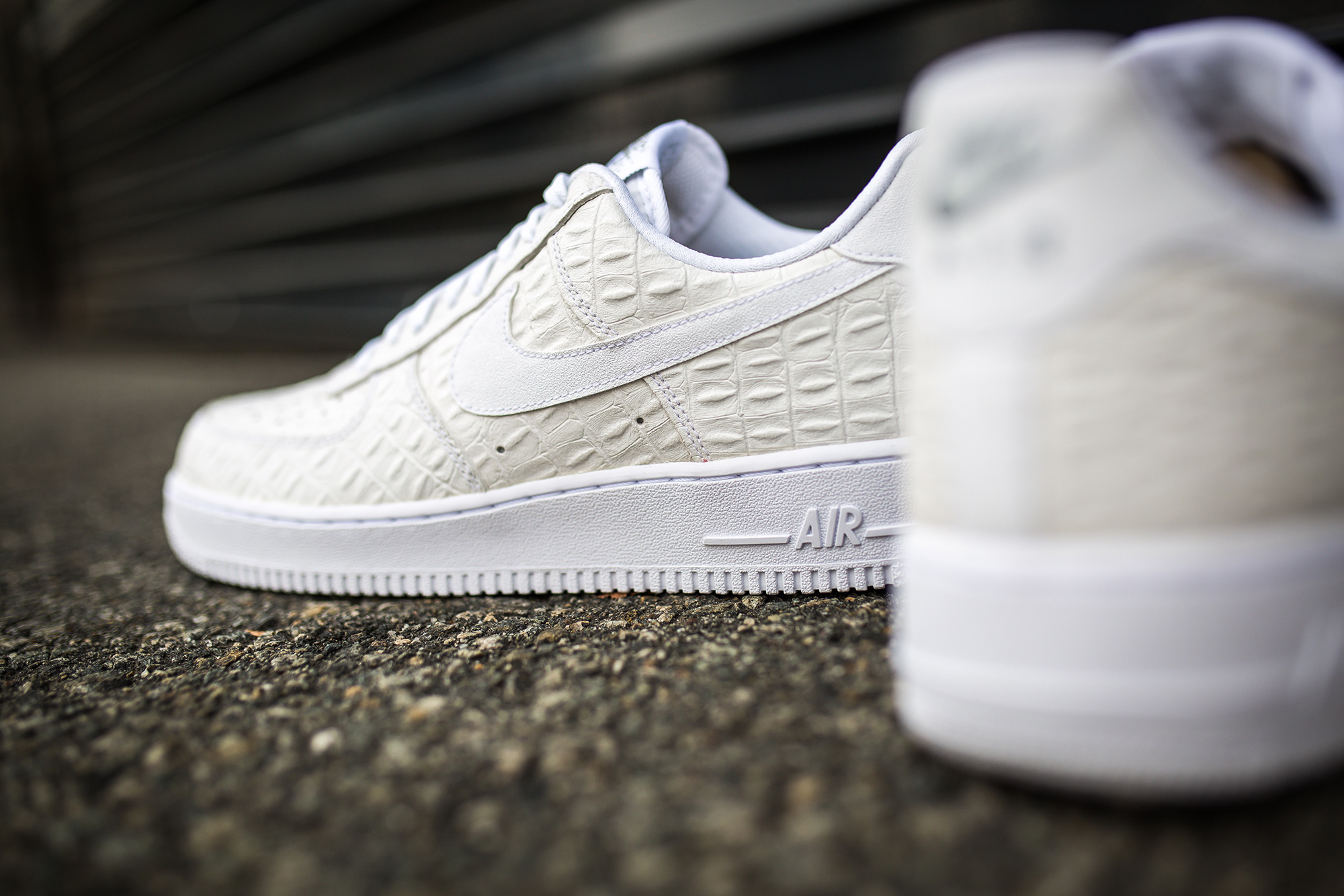 """Nike Air Force 1 07 LV8 """"Croc"""" – New Arrivals – PACKER SHOES 18bc22df3"""
