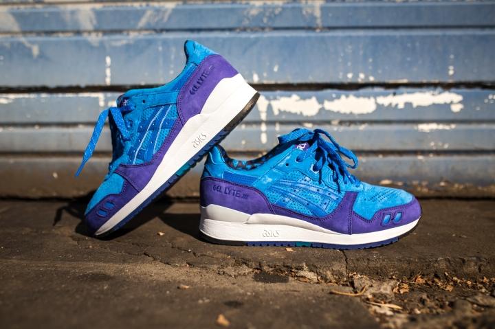 Asics x Hanon Gel Lyte III Blue-Purple-4