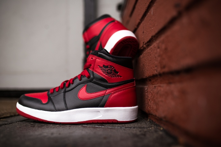 Jordan 1 The Return black-red-7