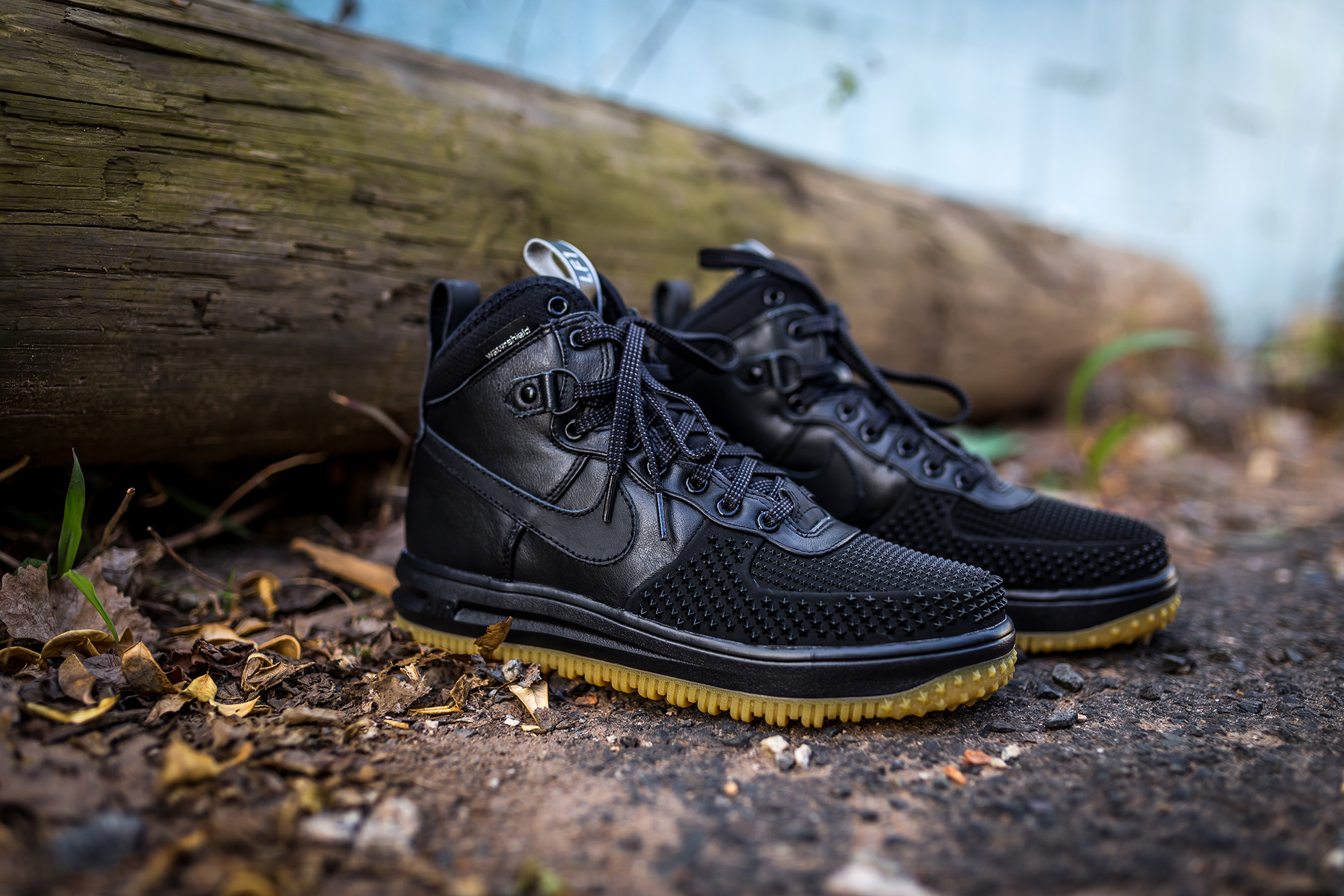Nike Lunar Force 1 Duckboot Packer Shoes