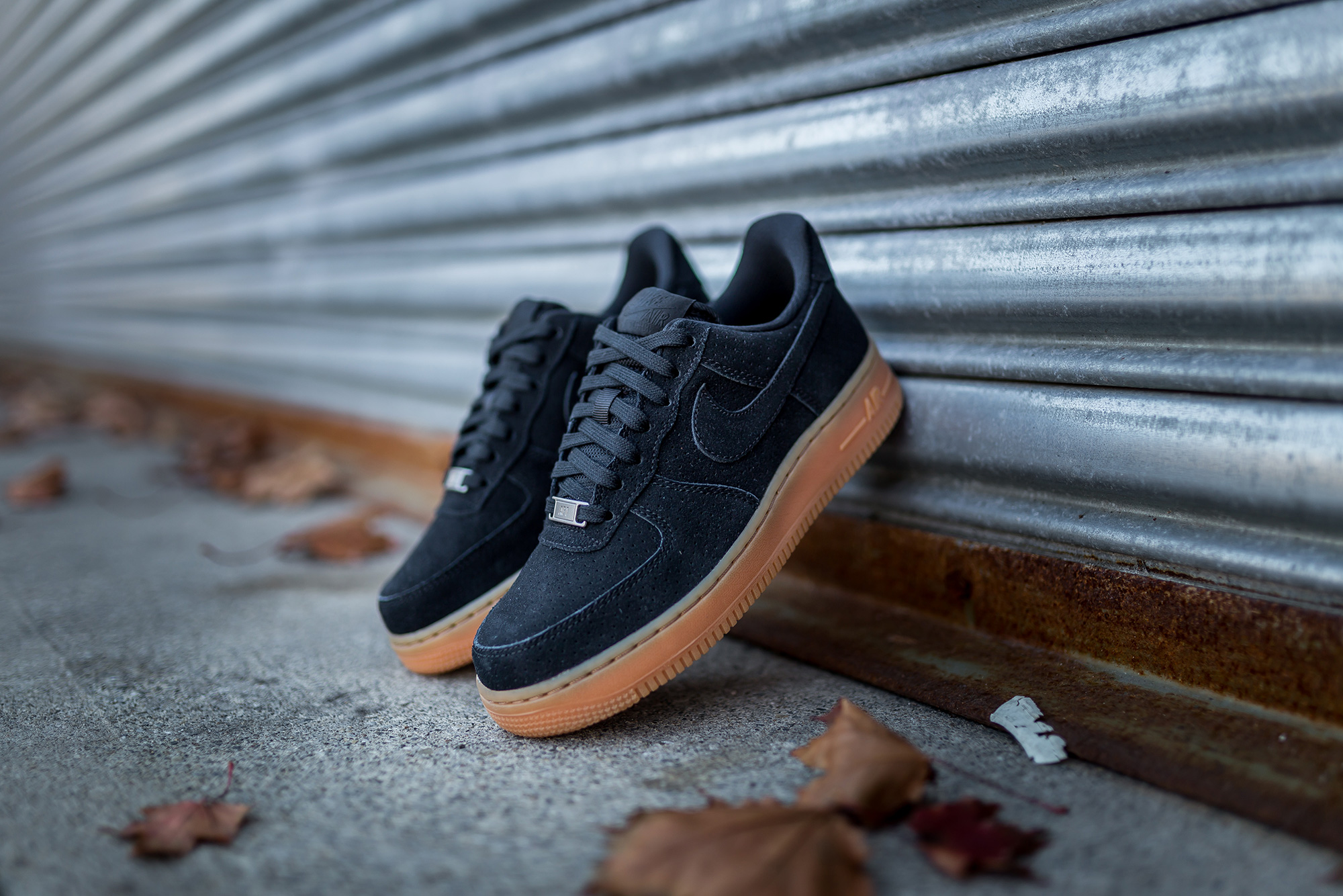 nike wmns air force 1 low suede packer shoes. Black Bedroom Furniture Sets. Home Design Ideas