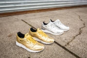 Asics Gel Lyte III Silver and Gel Lyte V Gold-1