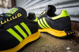 Adidas Racing Cblack-SYellow-Cblack-7