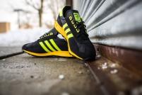 Adidas Racing Cblack-SYellow-Cblack-8