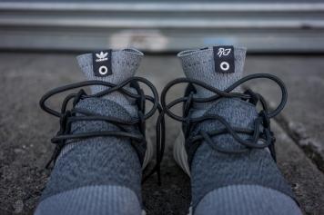 Kith x adidas Tubular Doom Prime Knit ($165)