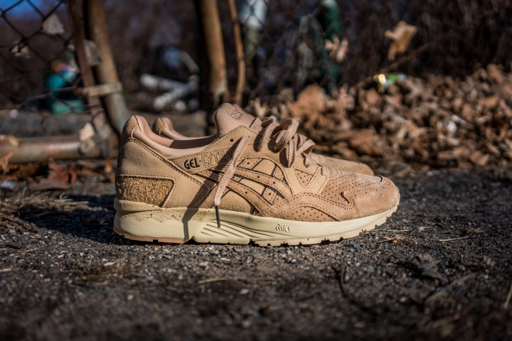 Asics Monkeytime and Layer