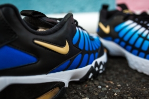 Nike Air Max 120 Hyper Blue- Chamois-Black-White-10
