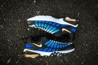 Nike Air Max 120 Hyper Blue- Chamois-Black-White-8