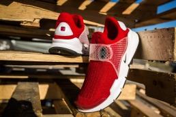 Nike Sock Dart Gym Red-Black-White-5